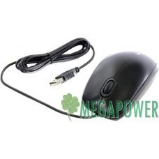 Мышка Logitech B100 чёрная, USB