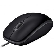 Мышка Logitech B110 Silent Black USB (910-005508)