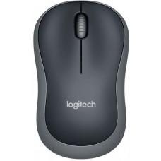 Мыши опт и розница Мышка Logitech M185 Cordless swift grey, USB (910-002238) ⏩ megapower.space ▻▻▻
