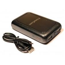 УМБ FrimeCom 6SI-BK (REAL 6000mAh) USB, LED