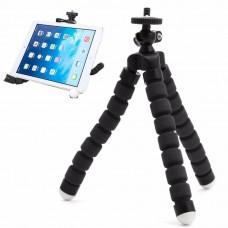 Штатив с держателем для телефонов, фото и видеокамер,Megapower