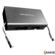 УМБ FrimeCom 2SMI-WT ( REAL 4000mAh) LED фонарик