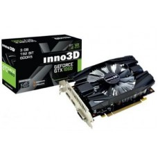 Видеокарта GeForce GTX1060 3GB DDR5, 192 bit, PCI-E 3.0 Inno3D (N1060-6DDN-L5GM)