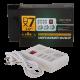 Сетевой фильтр LogicPower LP-X7, 2m, 7 розеток, белый