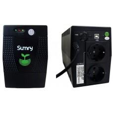 ИБП SUMRY-FRIMECOM 600VA 360W w/USB