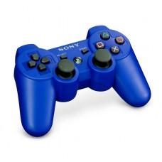 Джойстик беспроводной Sony Sixaxis Dualshock 3 синий