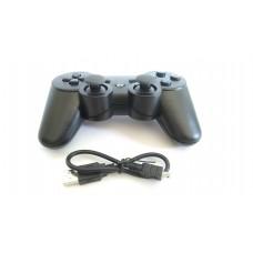 Джостики и геймпады опт и розница Джойстик PS3 беспроводной Sixaxis Чёрный ⏩ megapower.space ▻▻▻