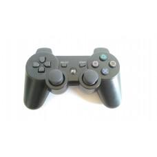 Джойстик PS3 проводной (съемный кабель) Чёрный