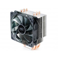 Кулер Deepcool GAMMAXX 400 для AMD/Intel, 4 медные тепловые трубки