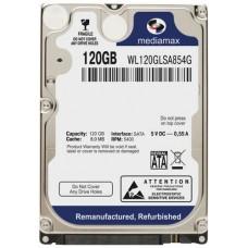 "Винчестер 2.5"" SATA 120GB Mediamax 5400rpm 8MB (WL120GLSA854G)"