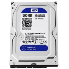 "Жесткий диск Western Digital Blue 500GB 7200rpm 32MB 3.5"" SATA III заводское восстановление (WD5000AZLX-REF) - Refurbished"