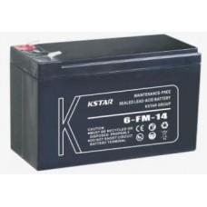 Аккумуляторная батарея KSTAR 12V 14AH (6-FM-14)