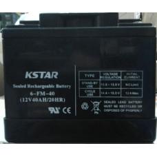 Аккумуляторная батарея KSTAR 12V 40AH (6-FM-40)