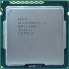 Процессоры  опт и розница Процессор Intel Pentium G645 2.90GHz, s1155, tray ⏩ megapower.space ▻▻▻