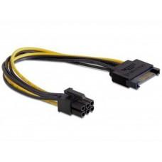 Кабель Cablexpert CC-PSU-SATA питания внутренний для PCI express (CC-PSU-SATA])