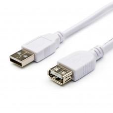 Кабель Atcom USB 2.0 AM/AF 0.8 м удлинитель