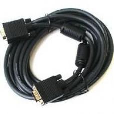 Кабель Viewcon VM015-5M VGA 5 м, с 2-мя ферритами