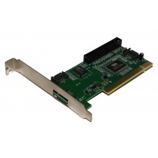 Контролер PCI SATA(3port)+IDE (1port) VIA 6421 chipset