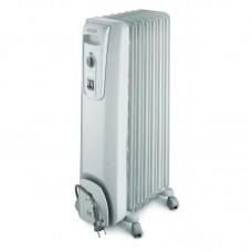 Масляный радиатор Delonghi KH770715 Radiator 7 секций - 1500W