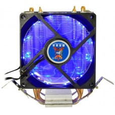 Кулер Cooling Baby R90 BLUE LED 2 для AMD/Intel, 90mm, 2000rpm