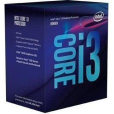Процессор Intel Core i3-8100 3.60GHz, s1151, BOX
