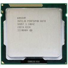 Процессоры  опт и розница Процессор Intel Pentium G870 3.10GHz s1155 Sandy Bridge  ⏩ megapower.space ▻▻▻