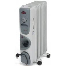 Радиатор масляный AFTRON AFOR9500F на 9 секций (с вентилятором)