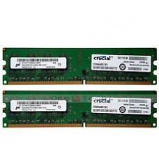 Память DDR2 4GB Micron 800MHz, PC2-6400, CL6 (for AMD)