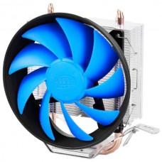 Кулеры и системы охлаждения опт и розница Кулер Deepcool GAMMAXX 200T для AMD sAM2/AM3, Intel, s775/1155/1156, алюминий + медь, 92mm, 2200rpm ⏩ megapower.space ▻▻▻