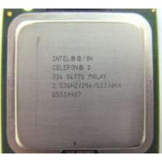 Процессор Intel Celeron D 326 2.53GHz/256/533, s775, tray