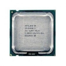 Процессор Intel Celeron D 336 2.80GHz/256/533, s775, tray