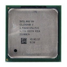 Процессор Intel Celeron D 340 2.93GHz/256/533, s775, tray