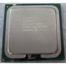 Процессор Intel Celeron D 351 3.20GHz/256/533, s775, tray
