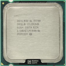 Процессор Intel Celeron Dual-Core E3300 2.50GHz/1M/800, s775