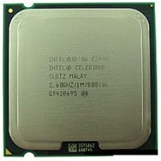 Процессор Intel Celeron Dual-Core E3400 2.60GHz/1M/800, s775