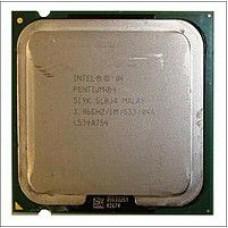 Процессор Intel Pentium 4 515 2.93GHz/1M/533 s775, tray