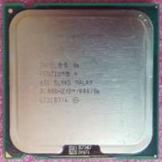 Процессор Intel Pentium 4 631 3.00GHz/2M/800 s775, tray