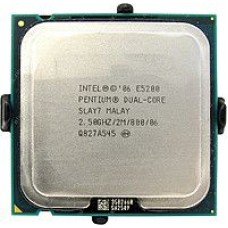 Процессоры  опт и розница Процессор Intel Pentium Dual-Core E5200 2.50GHz/2M/800 s775, tray ⏩ megapower.space ▻▻▻