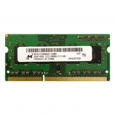 Память SO-DIMM DDR3 2GB Micron 1600MHz, PC3-12800