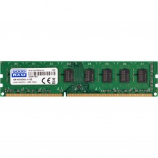 Память SO-DIMM DDR3 4GB GoodRam GR1600S364L11/4G 1600 MHz, PC3-12800, CL11