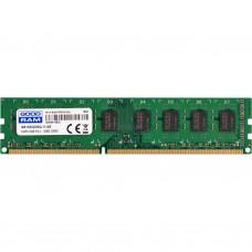 Память SO-DIMM DDR3 4GB GoodRam GR1600S364L11/4G 1600 MHz, PC3-12800, CL11