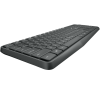 Комплект Logitech Wireless MK235 Black (920-007948)