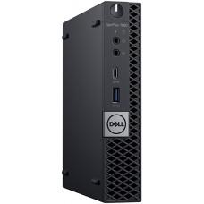 Десктоп Dell OptiPlex 7060 MFF (N021O7060MFF-08)