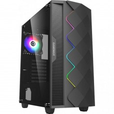 Корпус GameMax Diamond black ATX без БП