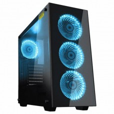 Корпус GameMax Draco New, ATX без БП