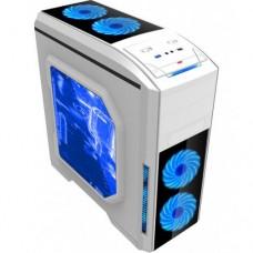Корпуса для компьютеров опт и розница Корпус GameMax G529-W ATX без БП  ⏩ megapower.space ▻▻▻