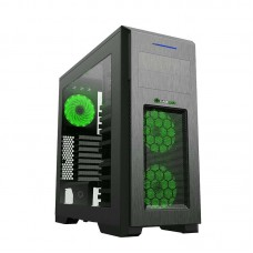 Корпуса для компьютеров опт и розница Корпус GameMax Kallis M907SE ATX без БП ⏩ megapower.space ▻▻▻