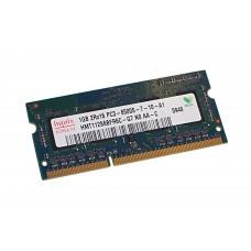 Память SO-DIMM DDR3 1GB Hynix PC3-8500 (1066Mhz) б/у