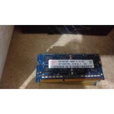 Память SO-DIMM DDR2 1GB Hynix PC5300 (667Mhz) Б/У