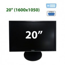 "Монитор 20"" DELL 2007WFPb IPS (1680x1050) DVI, VGA, USB"